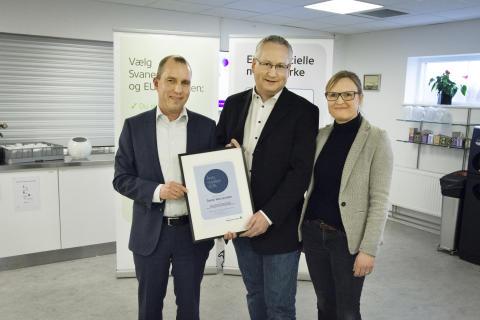 Dansk Retursystem er årets grønne indkøber