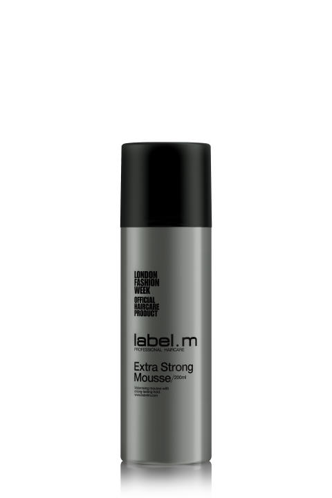 Label.M Create - Extra Strong Mousse