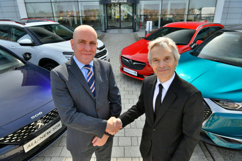 RAC awarded five-year roadside assistance contract with Groupe PSA