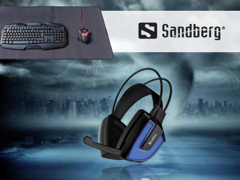 Gamingserie fra Sandberg skyter fart
