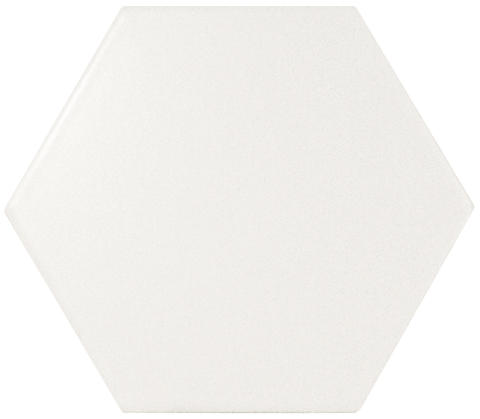 Hive Hexa Hvid Mat, 648 kr. M2