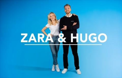 Zara Larsson och My Academy i samarbete
