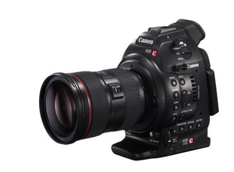 Bild Release Cinema EOS C100