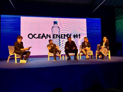 Bluewater slams single-use plastic bottles as 'Ocean Enemy #1'