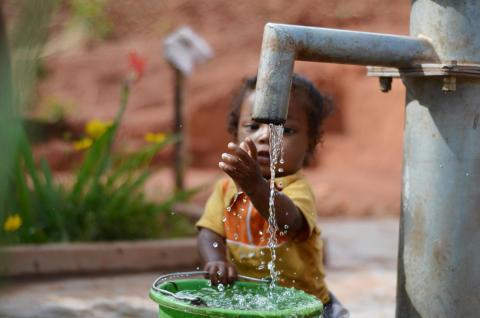 WaterAid välkomnar FN:s och Världsbankens initiativ för att lösa vattenkrisen