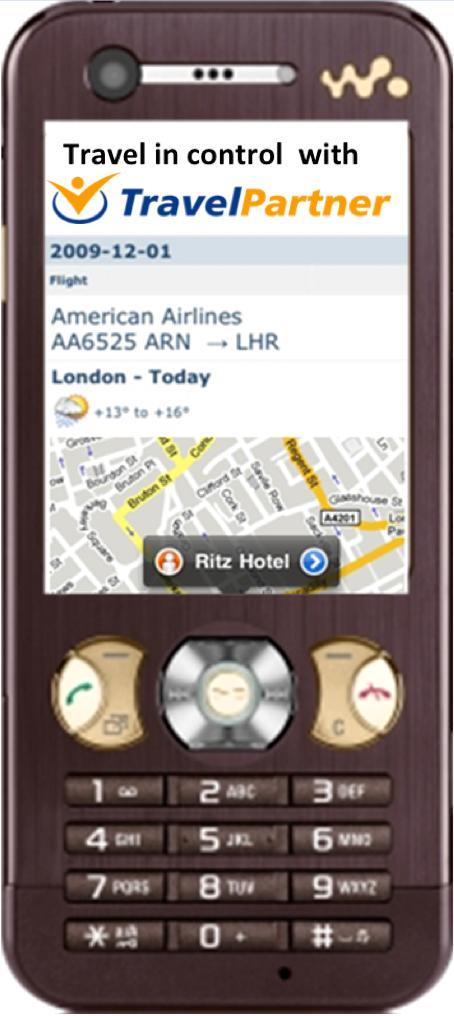 Mobil Resplan TravelPartner