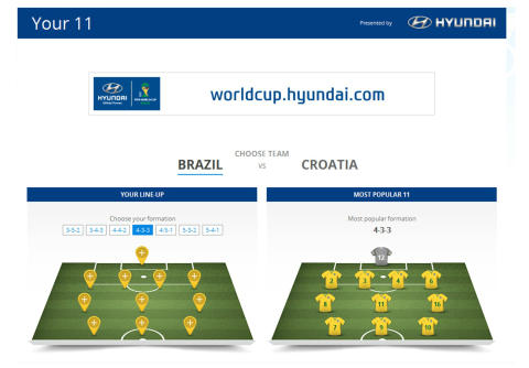 Alle kan delta i VM i fotball!