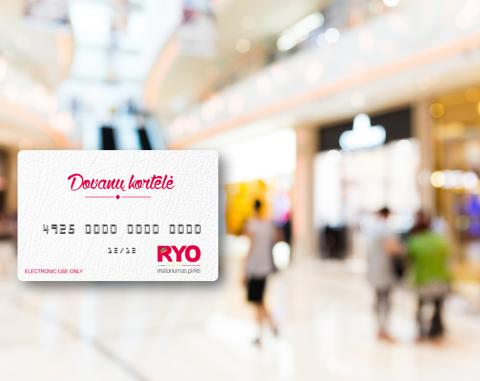 CBRE and PRESEND redefine shopping center gift cards in Lithuania