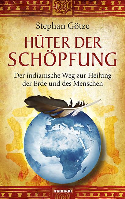 """Buch-Cover """"Hüter der Schöpfung"""""""