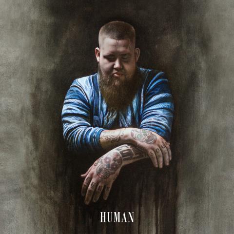 "Rag'n'Bone Man släpper albumet ""Human"" 10 februari"