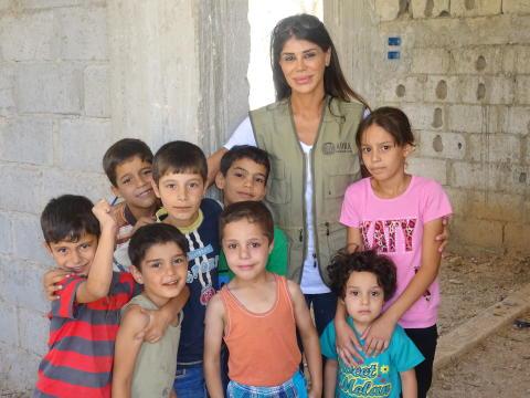 7,1 millioner til nødhjælp i Homs