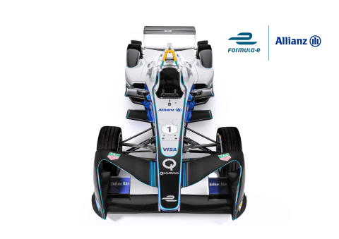 Allianz Formula E Partnership