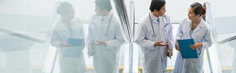 Lanserer samarbeidsplattform for e-helse