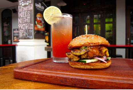 Dig into limited edition National Day menu specials from The Butchers Club Burger Singapore at Clarke Quay!
