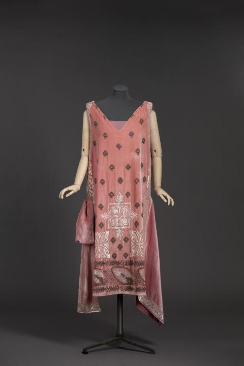 Klänning, 1920-tal