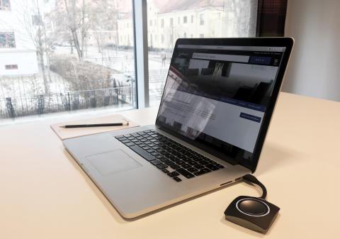 Glöm kablar som krånglar - ny konferensteknik på Radisson Blu Hotel Uppsala