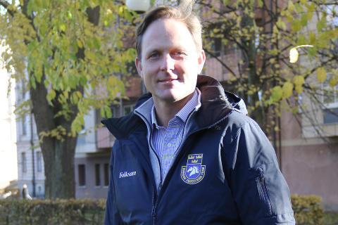 Fredrik Bergendorff ny förbundskapten i fälttävlan