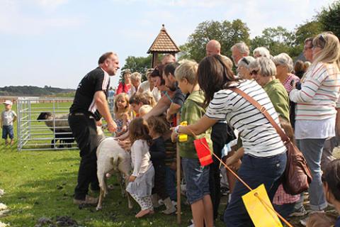 Skördefest på Katrinetorp 7 september