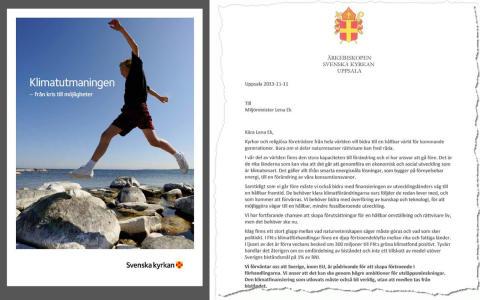 Öppet brev till miljöministern: Sverige måste driva på klimatförhandlingarna