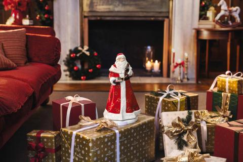 « Des choses qui vous rendent heureux » - Des cadeaux et le charme des décorations de Noël avec Villeroy & Boch