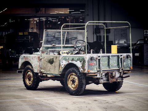 Land Rover Classic2