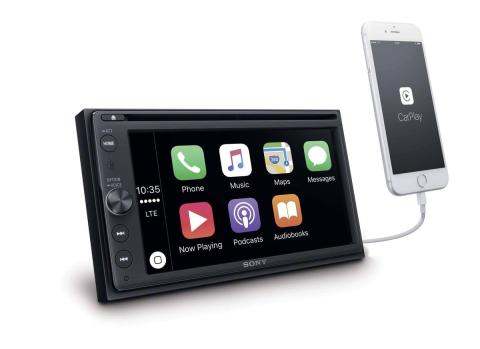 auto receiver xav ax200 von sony 3 sony deutschland. Black Bedroom Furniture Sets. Home Design Ideas