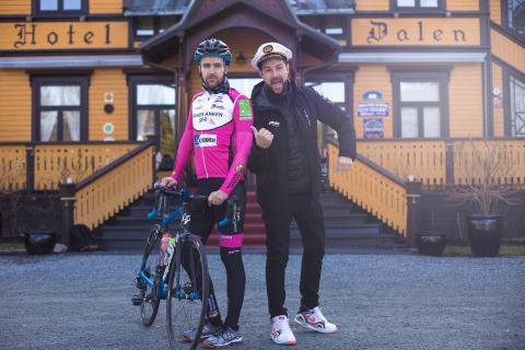 Emil og Didrik Solli-Tangen klare for duell
