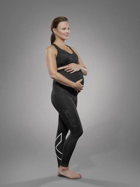 2XU Pre-Natal Compression tights