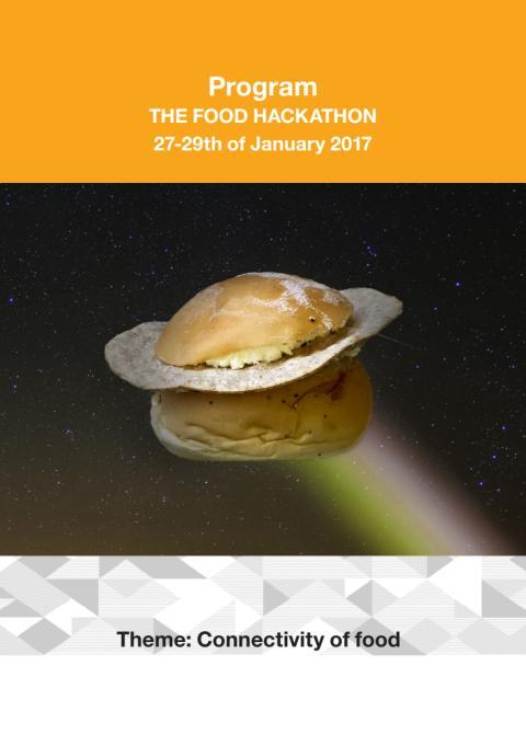 Food hackathon 27 - 27 jan 2017