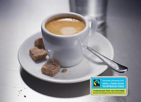Scandic siktar på förstaplats i Fairtrade Challenge 2012