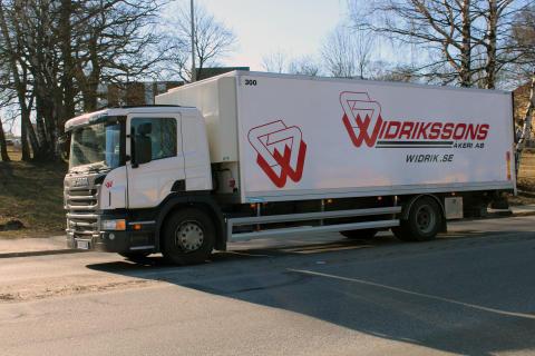 Widrikssons är godkända enligt Fair Transports utökade krav