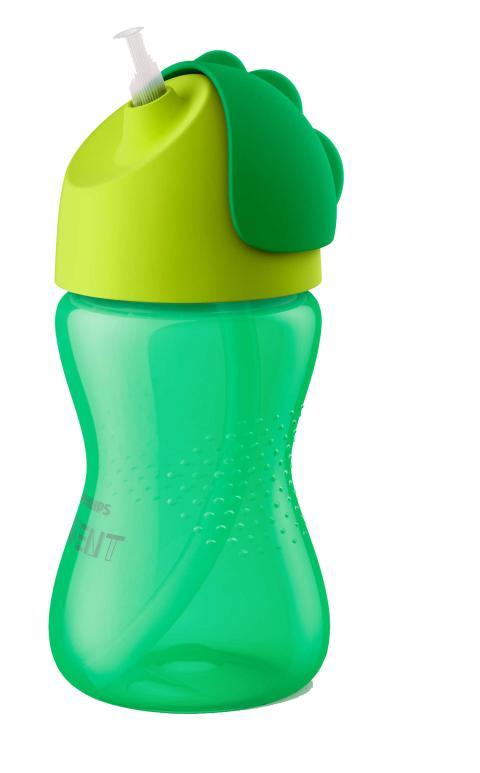 Philips Avent Straw Cup grønn 300 ml