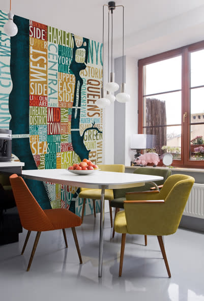 Photowall i unikt designsamarbete med Michael Mullan