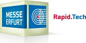 Rapid.Tech - Internationale Messe & Konferenz für additive Technologien