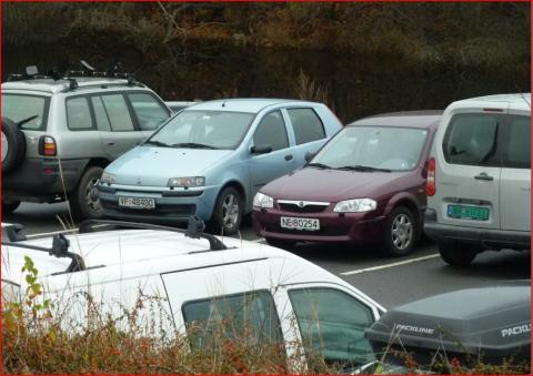 Uenighet om parkering kan være gjenstand for konflikt mellom huseier og leietaker.