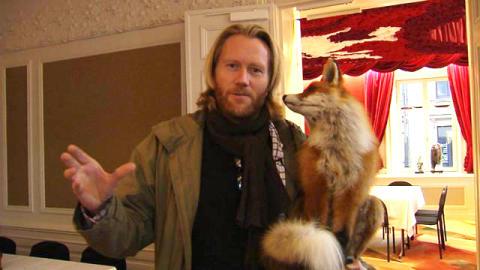 Erik Nissen Johansen invited to give talk in Athens