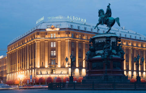 Rocco Forte Hotel Astoria, St. Petersburg