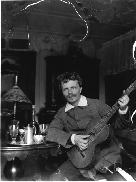 Strindberg och musiken i Konserthuset