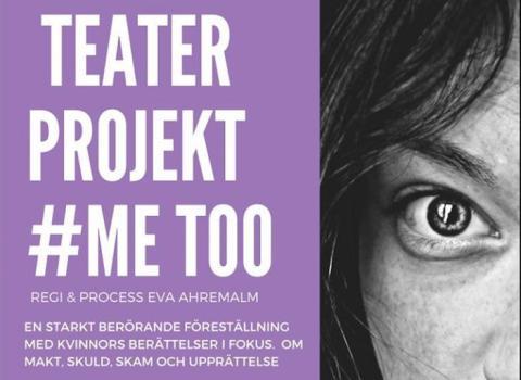 Teaterprojektet #metoo till Fellingsbro