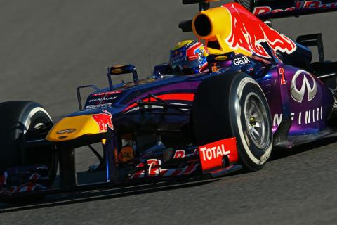 Första officiella Formel 1-testen på Jerez med Pirellis nya däck för säsongen 2013
