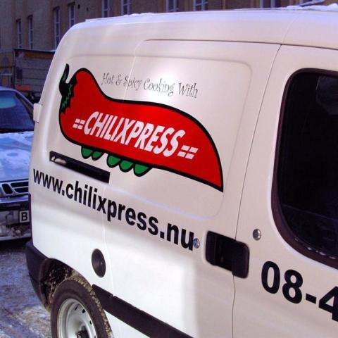 Bildekor Chilliexpress