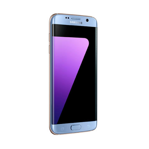 Galaxy S7 edge_Blue Coral_L30-Front