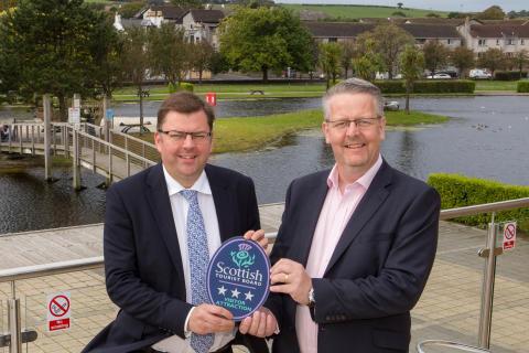 Star Quality for Stranraer coastal park