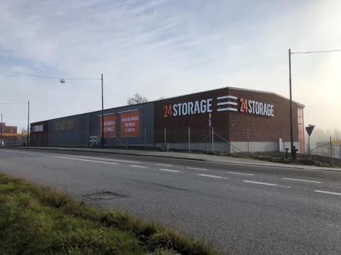 24Storage öppnar idag sin andra anläggning i växande Borås