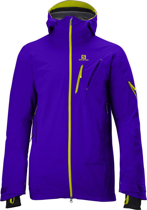 Quest motion fit jacket