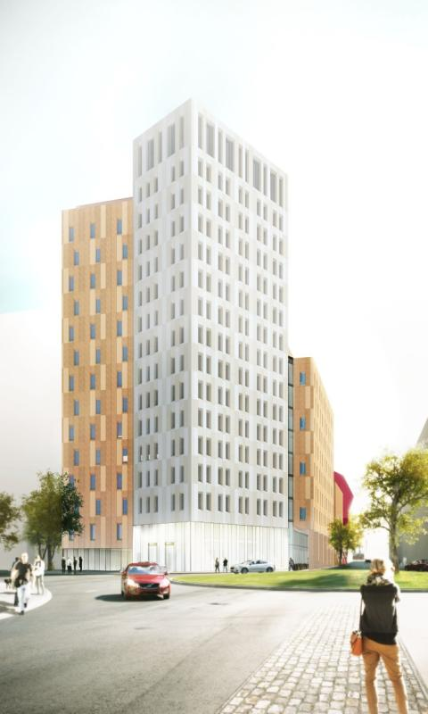 Best Western får nytt hotell i Malmö