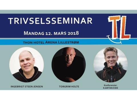 Fortsatt ledige plasser til Trivselsseminaret 2018