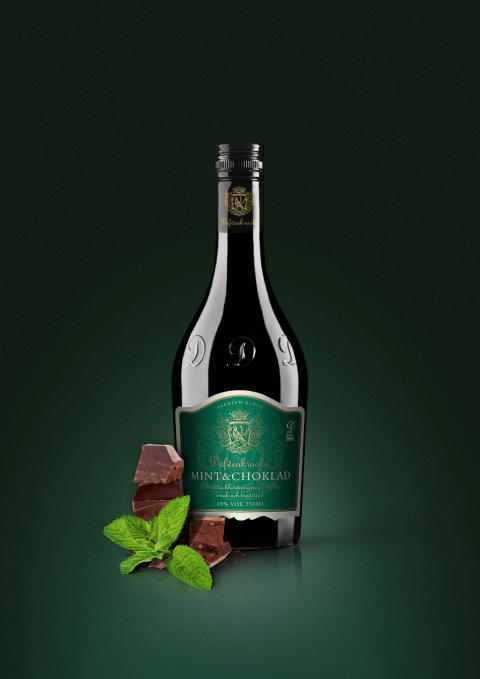Dufvenkrooks Mint & Choklad 15%