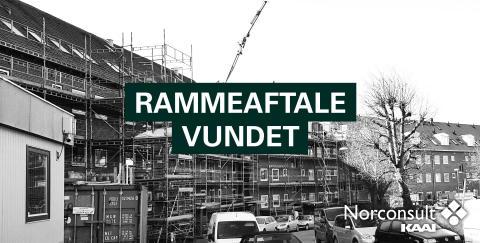 Rammeaftaler er indgået med Boligkontoret Århus
