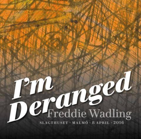 Freddie Wadling släpper Bowietolkning från kommande live album